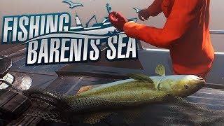 Fishing Barents Sea - Deep Sea Net Fishing - HUGE CATCH - Fishing Barents Sea Gameplay