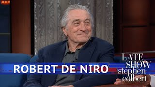 Robert De Niro On Trump: Even Gangsters Have Morals