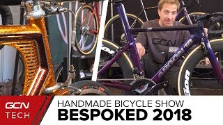 Bespoked Handmade Bicycle Show 2018