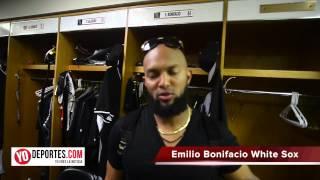 Emilio Bonifacio firma la derrota de los Cubs en la serie interligas Crostown Cup