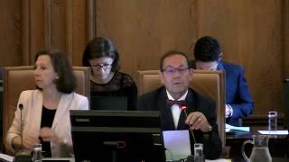 Réunion du Conseil départemental du 18 juin 2018 (1/2)