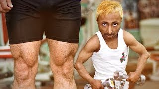 5 Bodybuilders You Won't Believe Actually Exist!
