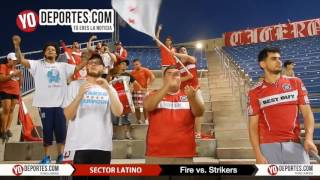 Sector Latino Chicago Fire 3-0 Strikers US Open Cup