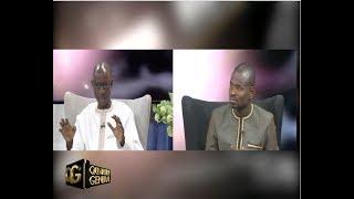 REPLAY - QUARTIER GENERAL - Invités : SERIGNE LAMINE , BADIENE & PR MBAYE - 20 Juin 2017 - Partie 2
