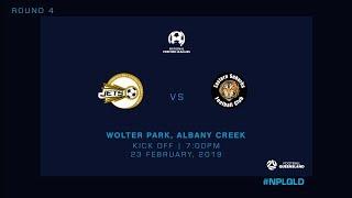 NPL R4 - Moreton Bay United vs Eastern Suburbs