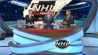NHL Tonight Jan 16, 2019