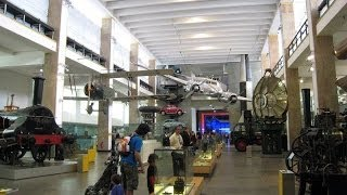 The Science Museum in London Full Tour