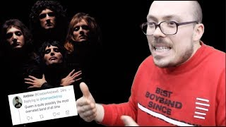 LET'S ARGUE: Queen Is the Most Overrated Band!
