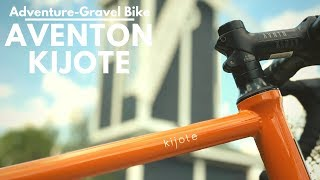 Aventon Kijote Adventure Gravel Bike   First Impressions and Review