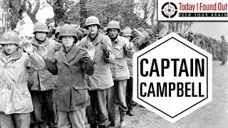 The Curious Case of Captain Robert Campbell