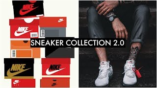 MY ENTIRE SNEAKER COLLECTION 2.0   UPDATED 2018/2019   Men's Fashion   Streetwear   Daniel Simmons