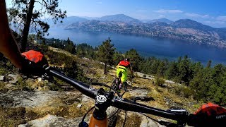 Need a hole in your tire? I've got JUST the place! | Mountain Biking Penticton, B.C.