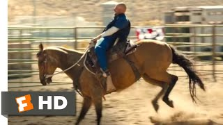 The Mustang (2018) - Bucking Bronco Scene (8/10)   Movieclips