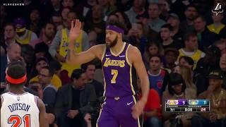 HIGHLIGHTS: Lakers at Knicks (3/17/19)