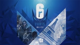 Rainbow Six - Six Major Paris - livestream - day 2 - Stream B