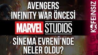 Marvel Sinema Evreni'nde Neler Oldu? 40 Dakikada Kronolojik Özet