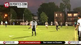 San Lazaro vs. Cruzeiro Final Liga Latinoamericana