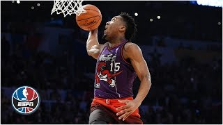 2018 NBA All-Star Dunk Contest: Donovan Mitchell wins it all | ESPN