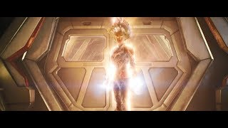 Captain Marvel Official Trailer | English | In Cinemas March 8
