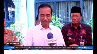 Jokowi Percayakan Proses Sengketa Pilpres pada MK