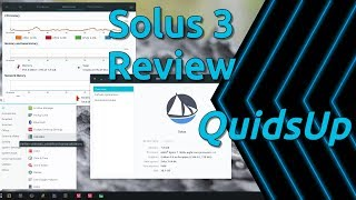Solus 3 Linux OS Review - Looking Good