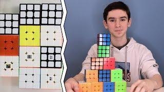 MASSIVE BUDGET CUBE UNBOXING! 11 Cubes! | TheCubicle