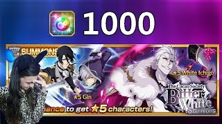 Bleach Brave Souls - White Day Cacao Summons 1000 Orbs