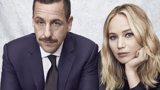 Actors on Actors: Jennifer Lawrence and Adam Sandler (Full )