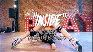 Jacquees (Feat. Trey Songz) - ″Inside″ | Nicole Kirkland Choreography