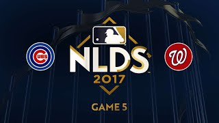 Russell's four RBIs lead Cubs to NLCS: 10/12/17
