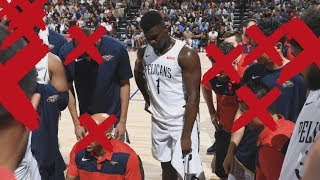 What They Won't Tell You About Zion Williamson
