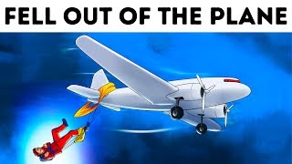 Two Pilots Saved a Man Dangling from Another Plane