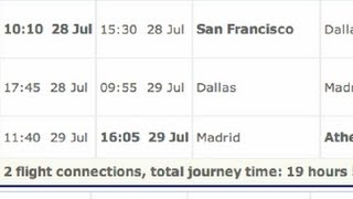 How to Book a Flight With a Stopover in a Specific City : Travel Tips