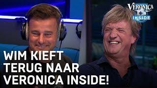 Wim Kieft keert terug bij Veronica Inside | VERONICA INSIDE RADIO