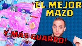 EL DESAFÍO MÁS DIVERTIDO, Y EL MAZO CON EL QUE NO PIERDO NI UNA! BRUTAL! | Clash Royale en Español