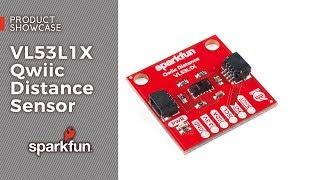 Product Showcase: VL53L1X Qwiic Distance Sensor