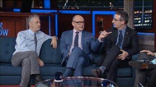Real Reporters Envied Jon Stewart's Correspondents