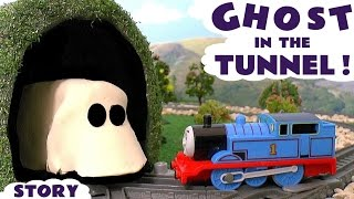 Thomas & Friends Toy Trains Ghost with Play-Doh - Train Toys for kids and children TT4U