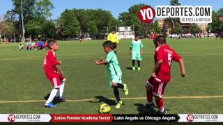 Latin Angels vs. Chicago Angels Latino Premier Academy Soccer League