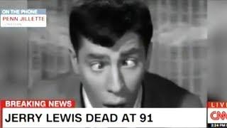 Jerry Lewis Dies At 91