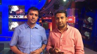 LIVE: ABD Celebrates Diwali Before Virat! | Sports Tak