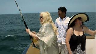 ¡Susana se animó a pescar en Acapulco! - Especiales Susana Giménez
