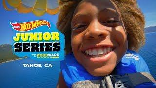 Zion Goes To Tahoe - Hot Wheels Junior Series