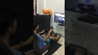 ENJOY THE SIMULATOR RACING GAMES IN PONDY ″LETS GO'