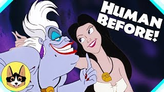 Ursula was the Human Vanessa Before! | Disney's The Little Mermaid Theory
