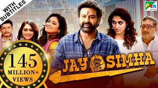 Jay Simha (2019) New Released Action Hindi Dubbed Movie | Nandamuri Balakrishna, Nayanthara