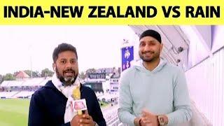 Aaj Tak Show: Harbhajan-Vikrant से जानिए Nottingham में कैसा रहेगा मैच के दौरान मौसम