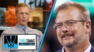 NFL Draft 2019 countdown: Will Jets surprise at No. 3? | Chris Simms Unbuttoned | NBC Sports