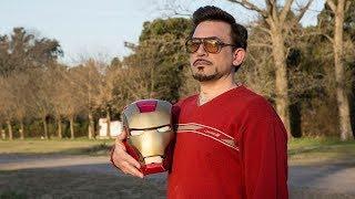 """💪🏼 """"Iron Man me salvó la vida"""": la historia del Tony Stark argentino"""
