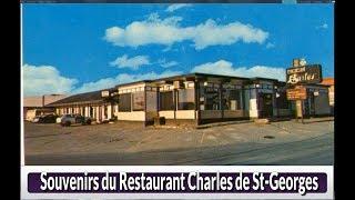 Souvenirs du restaurant Charles(Hier@aujourd`hui)